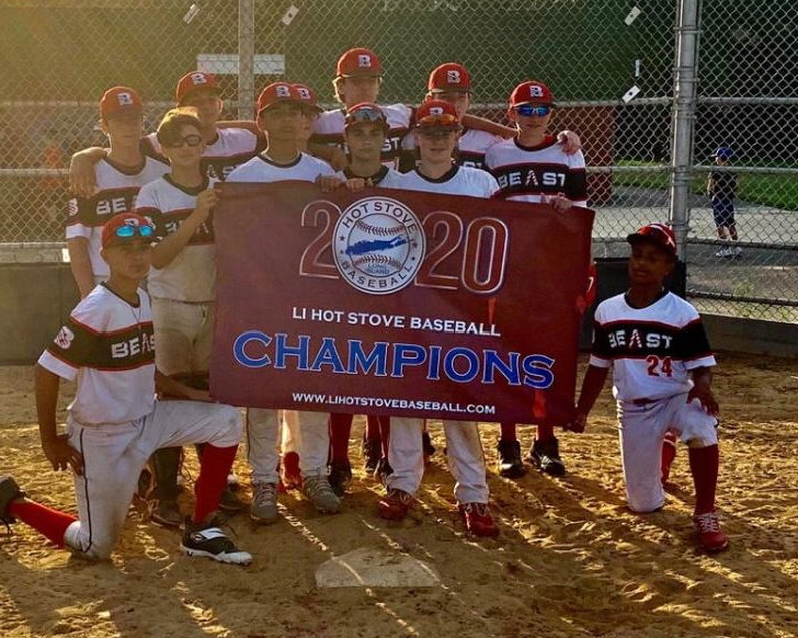 13u FATHERS DAY BASH CHAMPS!