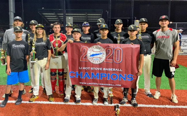 14u Labor Day Champs!