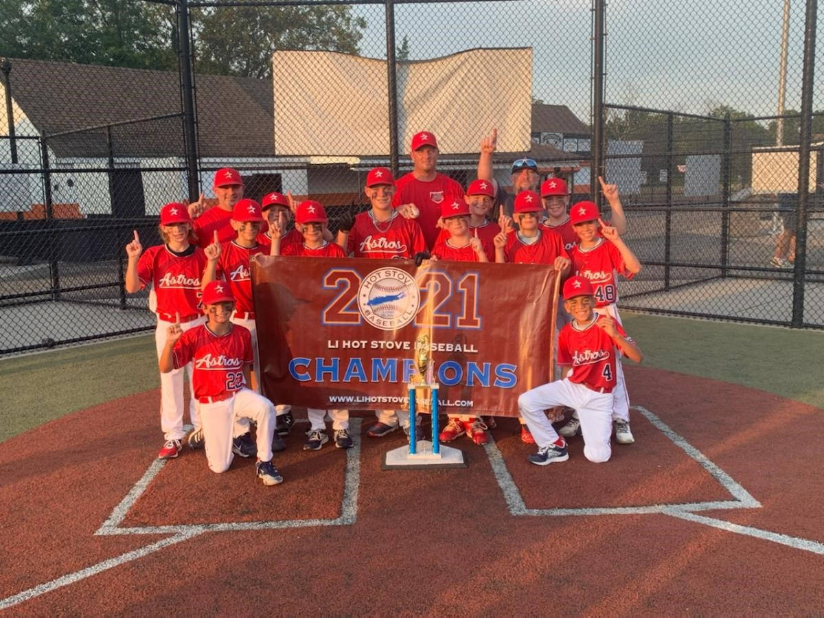 LSW Fall Series 12u National Champions!