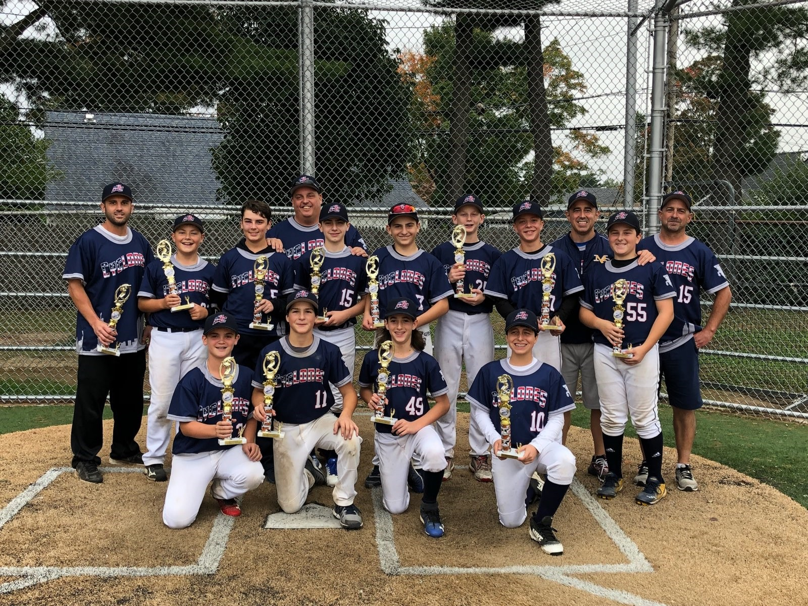 13u American Columbus Day Champs!