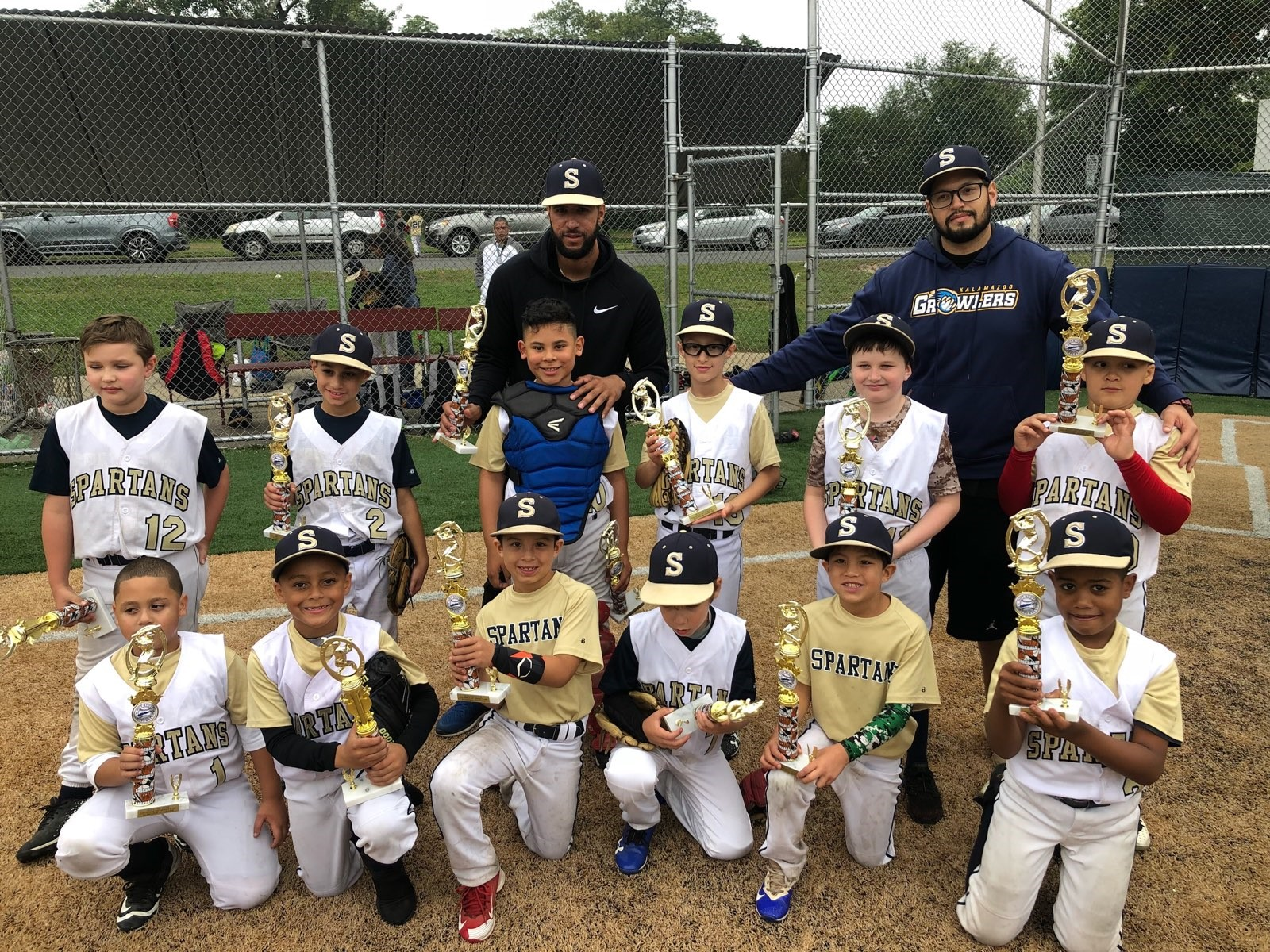 9u National Columbus Day Champs!
