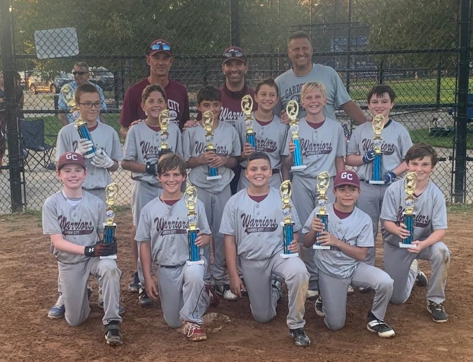 11u Federated 1st Place!