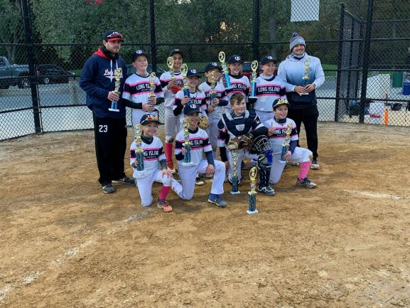 2020 LSW Fall Series 11u 46/60 Federated Champions!!