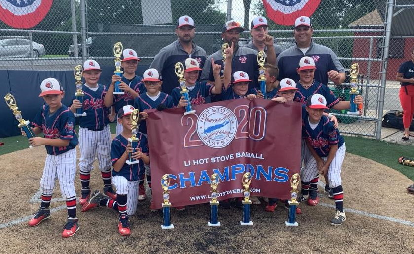 8u FATHERS DAY BASH CHAMPS!