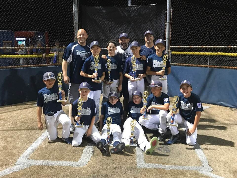 LSW Summer Midweek Champs! 11u National Plainview Hawks