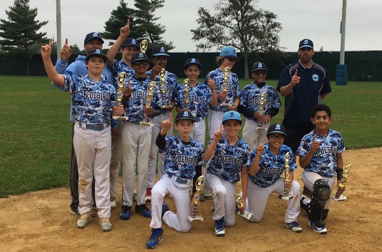 9u Federated Columbus Day Champs!