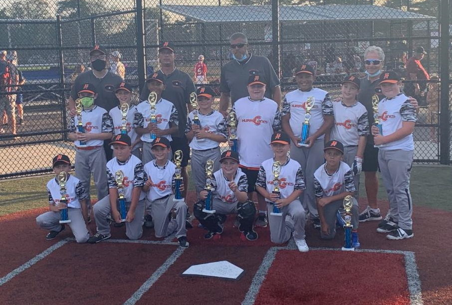 9u Union 1st Place!